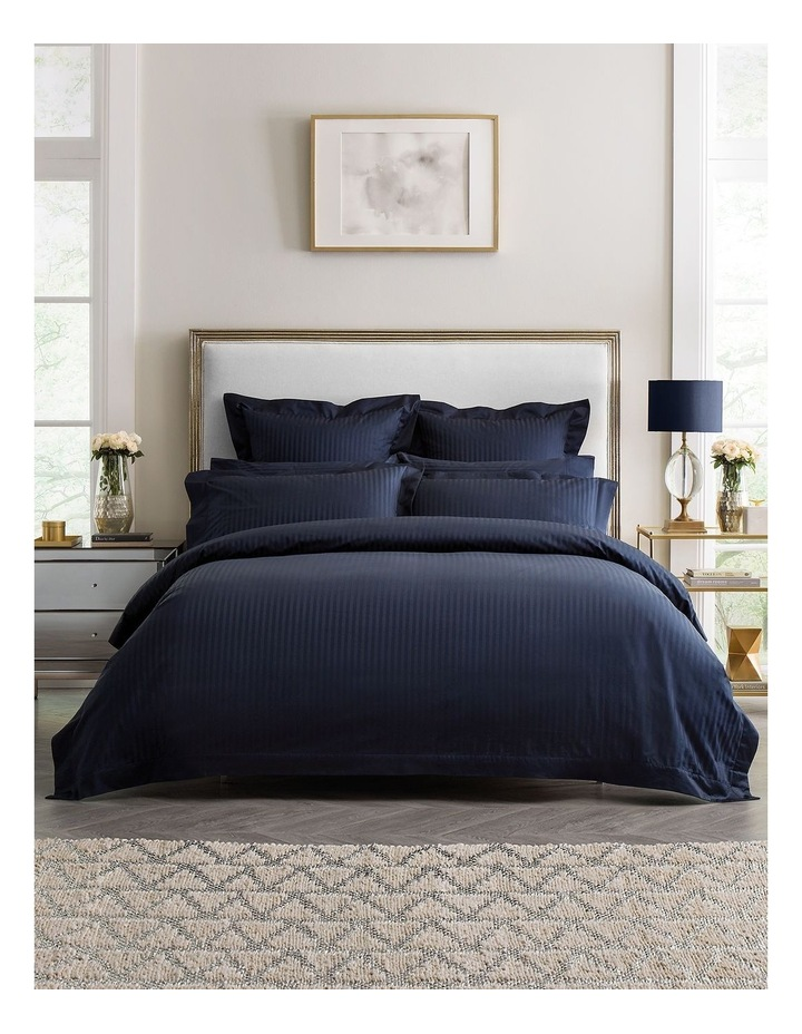 Millennia Bed Linen Range in Midnight image 5