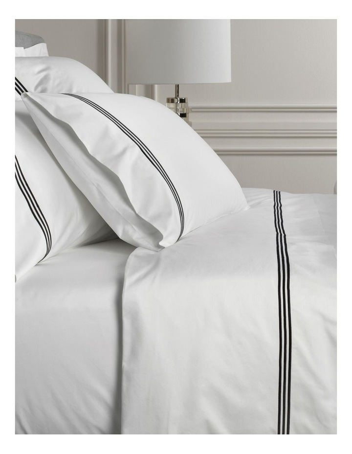 Palais Standard Pillowcase in Midnight image 1