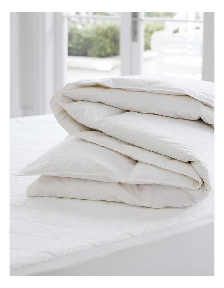 Pure Indulgence 85/15 Hungarian White Goose Down & Feather Quilt image 2