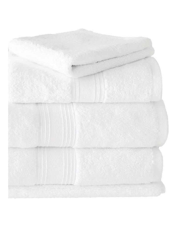 Quick Dry Luxury Towel Range in White image 2