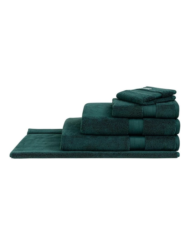 Quick Dry Luxury Towel Range in Forest image 1