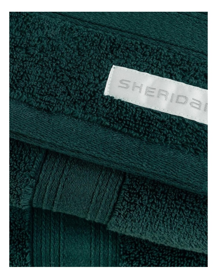 Quick Dry Luxury Towel Range in Forest image 3