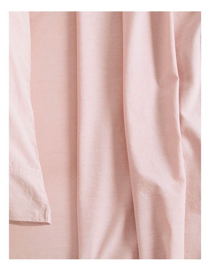 Reilly Sheet Set in Soft Pink image 2