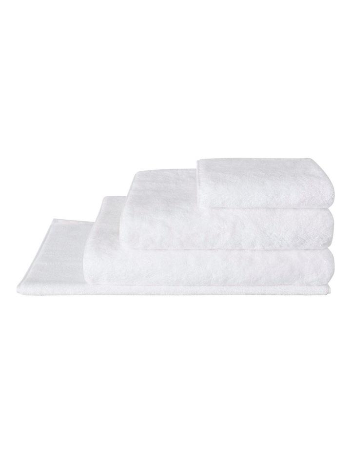 Ultimate Indulgence Towel Range in White image 1