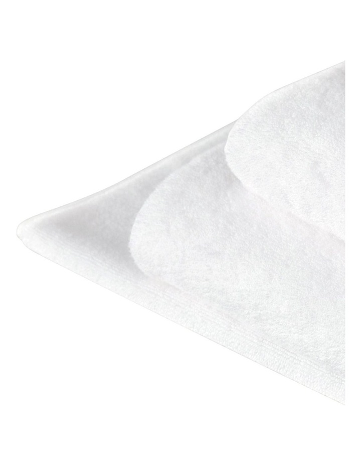 Ultimate Indulgence Towel Range in White image 2