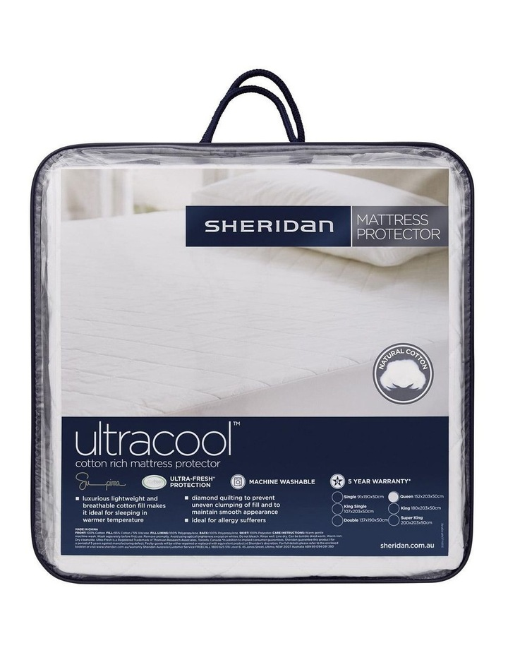 Ultracool Cotton Mattress Protector image 1
