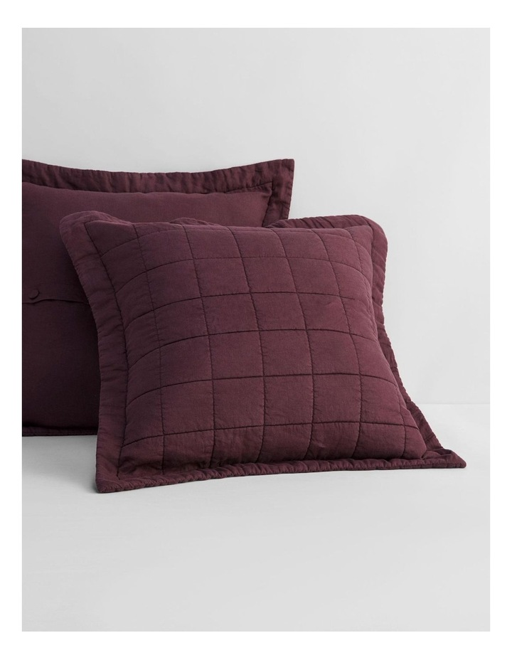 Abbotson Bedcover in Plum image 5