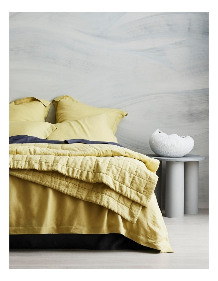 Abbotson Bed Cover in Chartreuse image 1