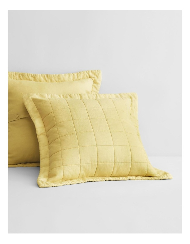 Abbotson Bed Cover in Chartreuse image 4