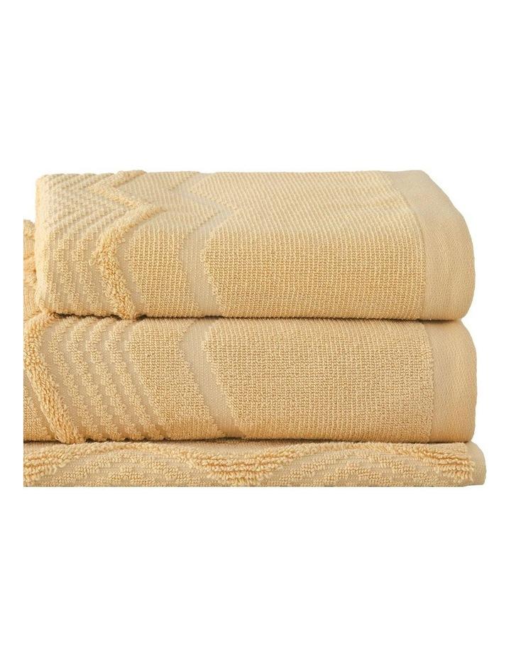 Ashford Towel Range in Beige image 1