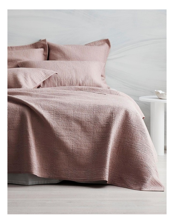 Beechwood Bed Cover in Smokey Rose image 1