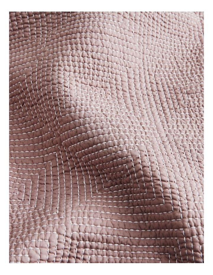 Beechwood Bed Cover in Smokey Rose image 2