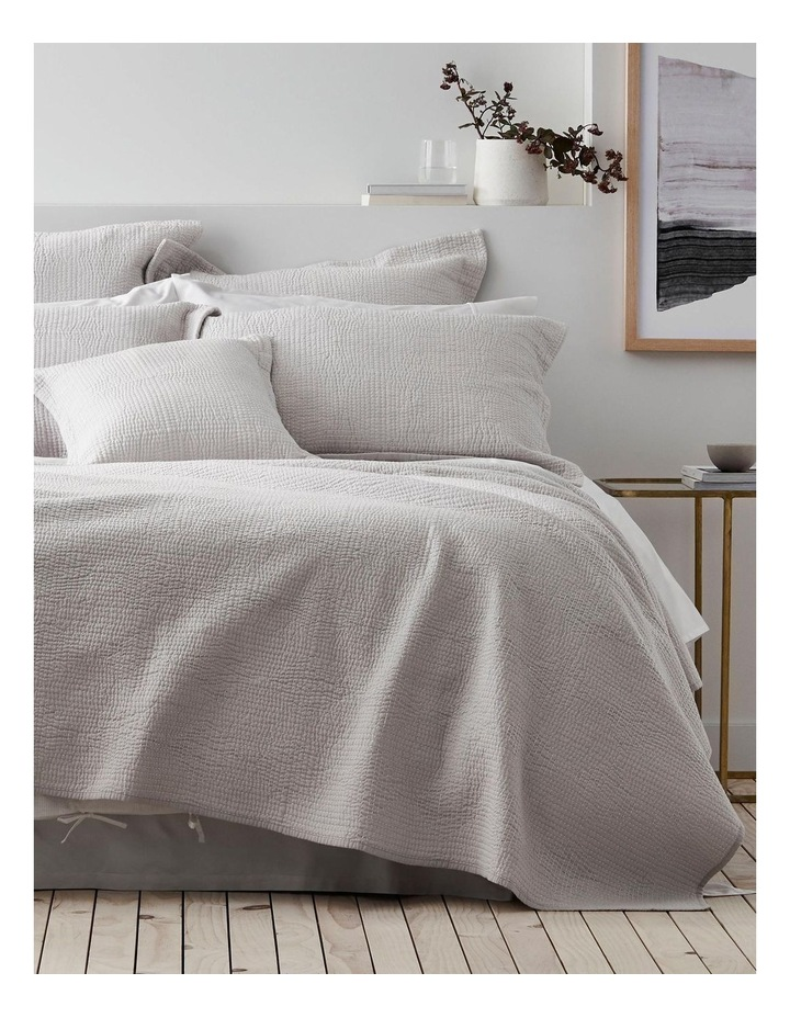 Beechwood Bed Cover in Dove image 1