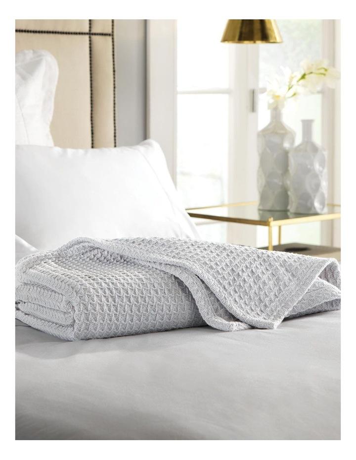 Cotton Waffle Blanket image 1