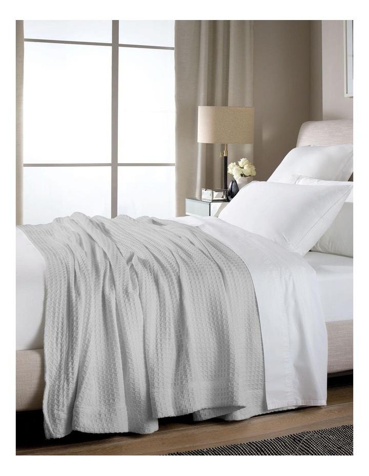 Cotton Waffle Blanket image 2