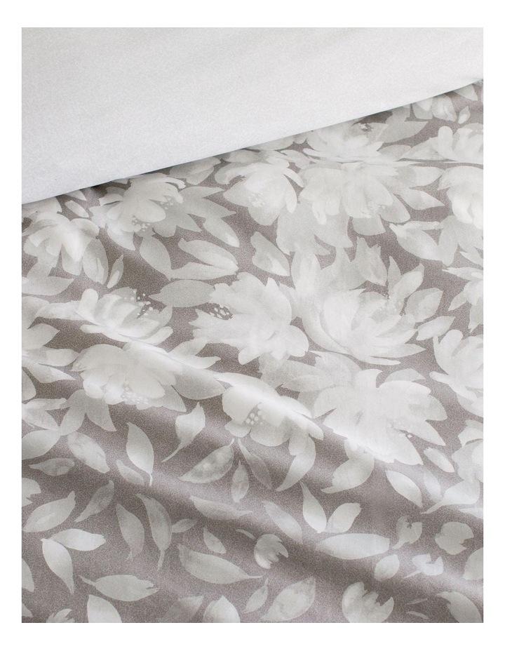 Faulkner Quilt Cover in Grey image 2