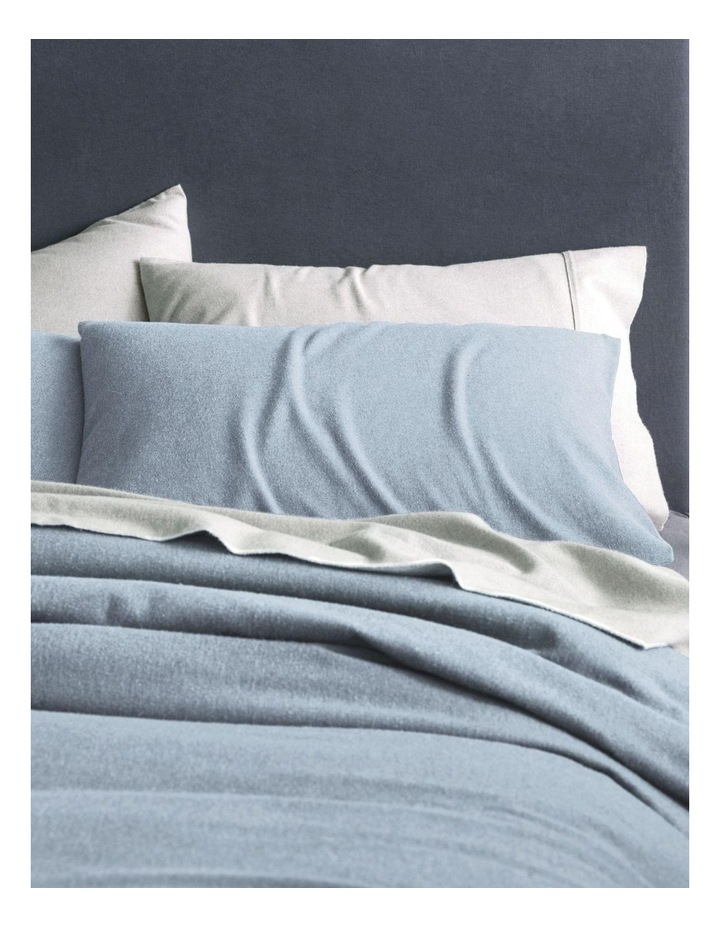 Grenville Flannelette Quilt Cover Set image 4