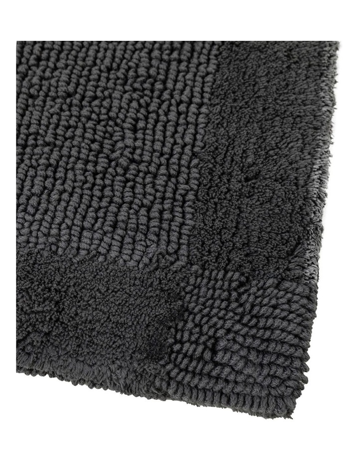 Larken Bath Mat in Grey image 2