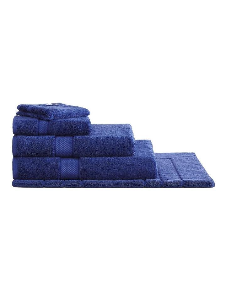 Luxury Egyptian Towel Range in Electric Blue image 1