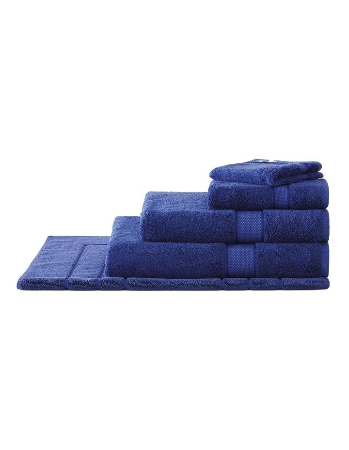 Luxury Egyptian Towel Range in Electric Blue image 1
