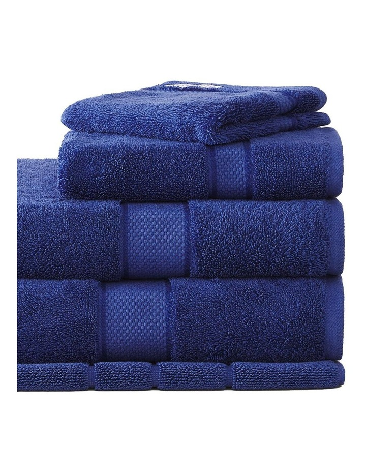 Luxury Egyptian Towel Range in Electric Blue image 2