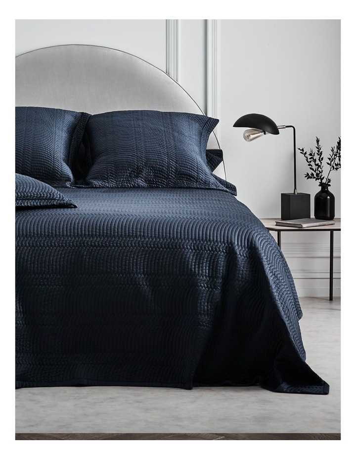 Mayberry Bedcover in Midnight image 1