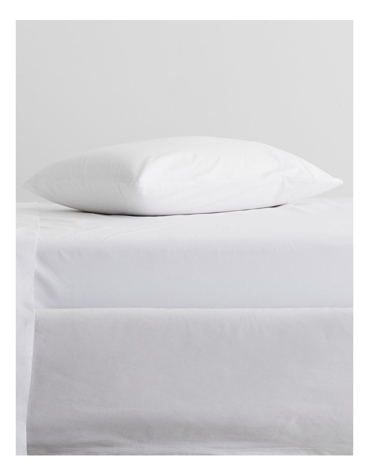 Organic Cotton Percale 300TC Bedskirt image 2
