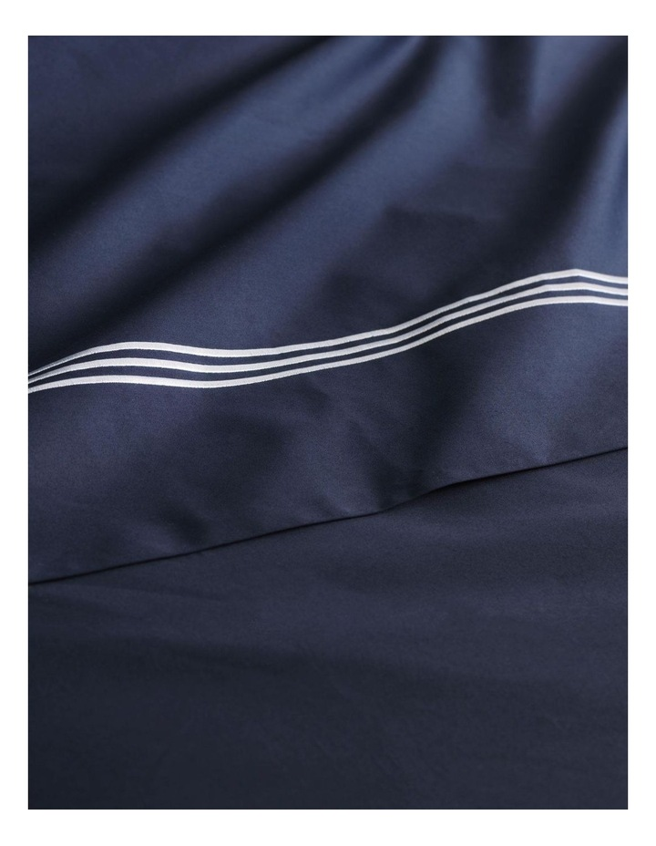 Palais Lux Flat Sheet in Midnight image 1