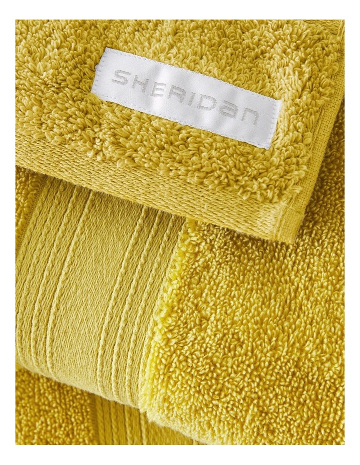Quick Dry Luxury Gift Set in Chartreuse image 2
