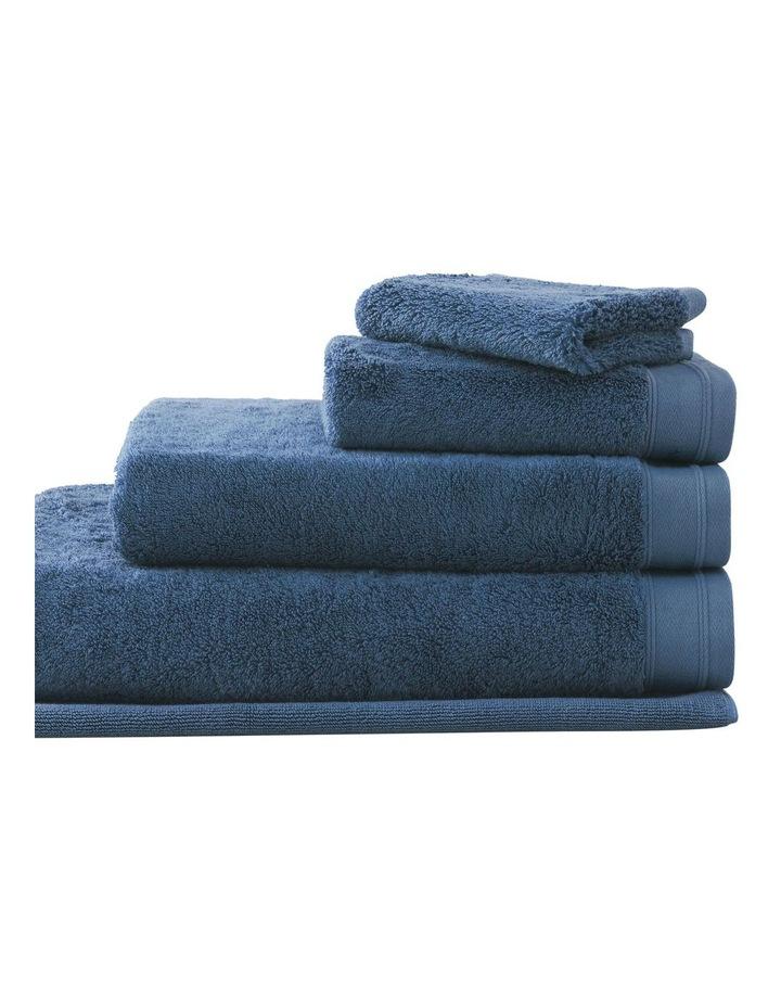 Supersoft Luxury Towel Range in Sea Blue image 1