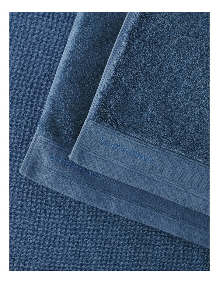 Supersoft Luxury Towel Range in Sea Blue image 2