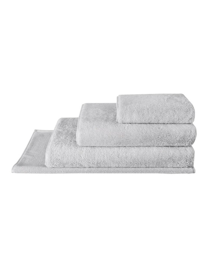 Ultimate Indulgence Towel Range in Silver Grey image 1