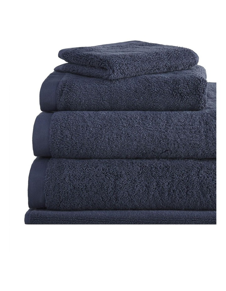 Ultimate indulgence Towel Range in Deep Sea image 1