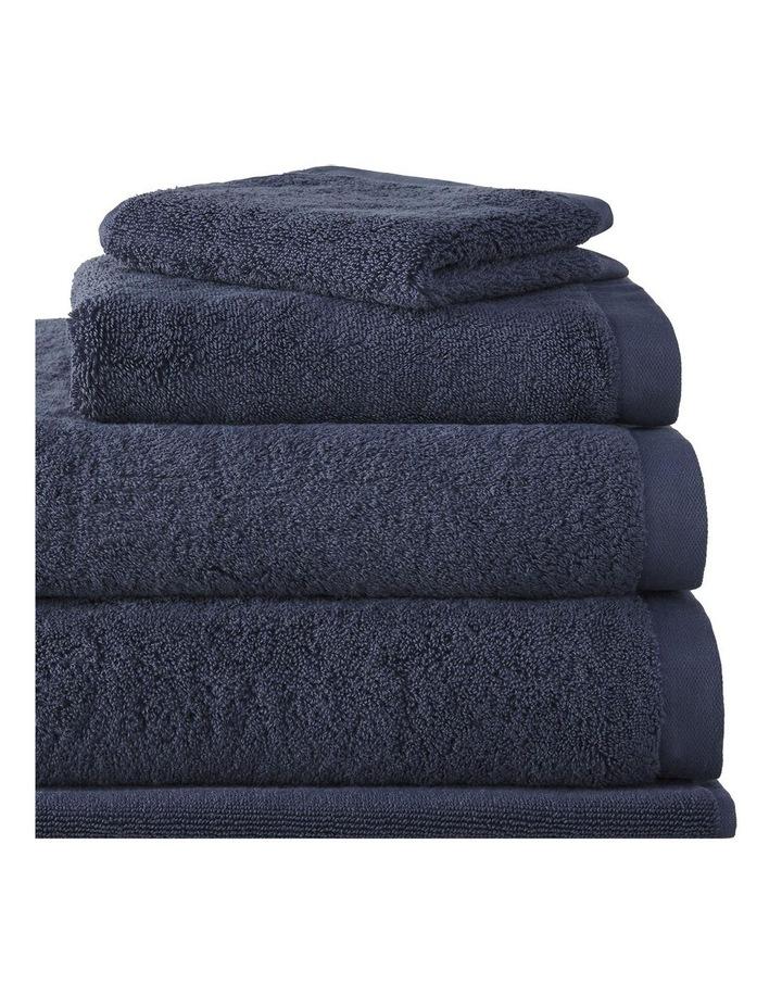 Ultimate Indulgence Towel Range in Dark Navy image 1