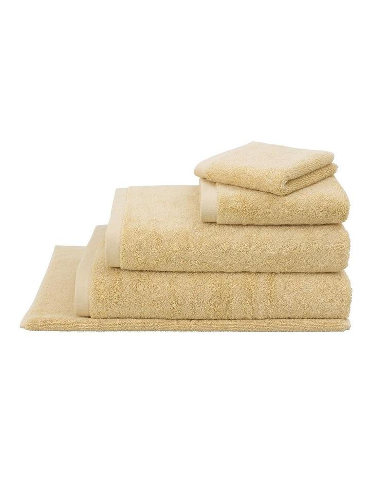 Ultimate Indulgence Towel Range in Light Yellow image 1