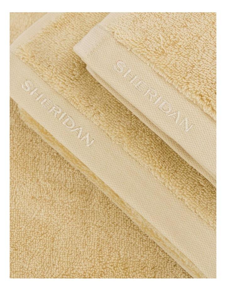 Ultimate Indulgence Towel Range in Light Yellow image 3