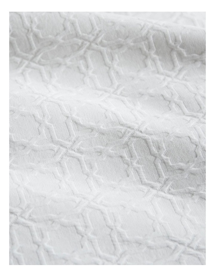 Milkwood Quilt Cover in White image 2