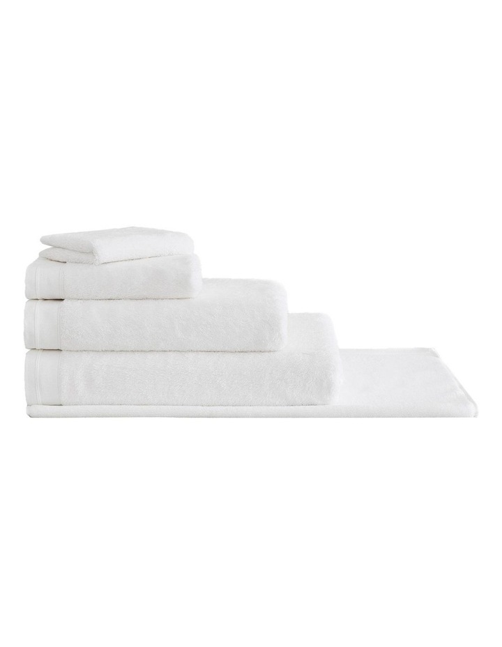 Supersoft Luxury Towel Range in White image 1