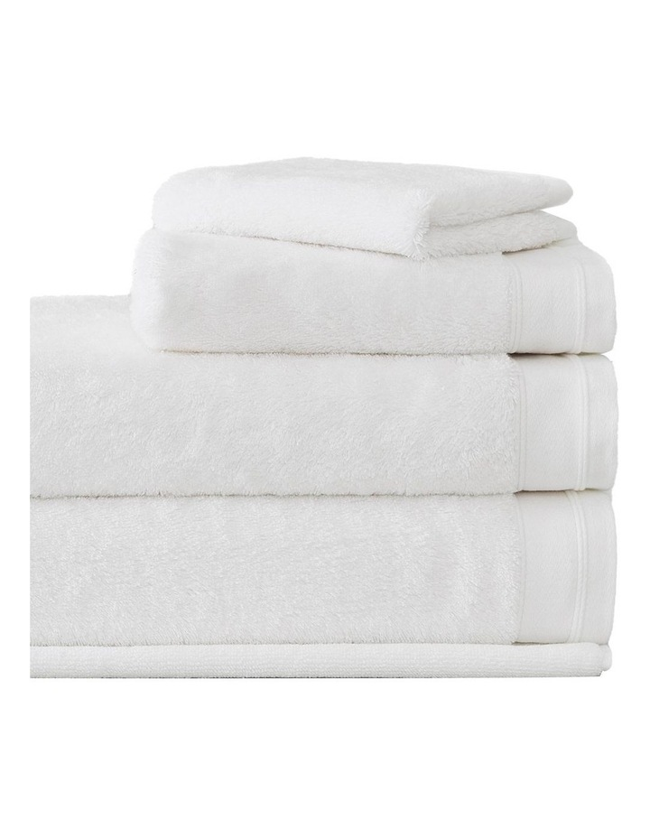 Supersoft Luxury Towel Range in White image 2