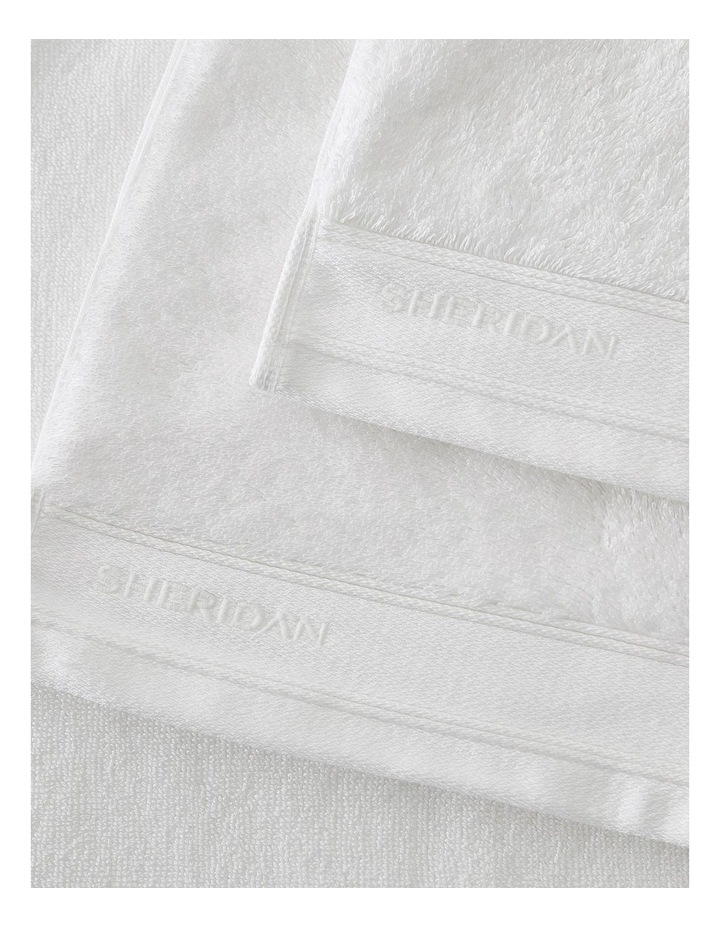 Supersoft Luxury Towel Range in White image 3