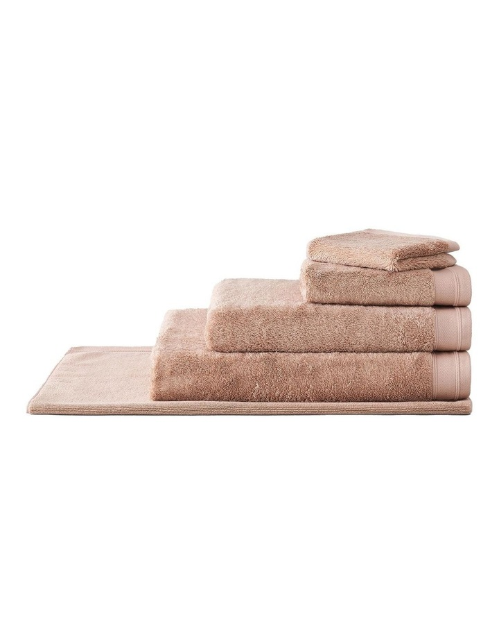 Supersoft Luxury Towel Range in Mousse image 1