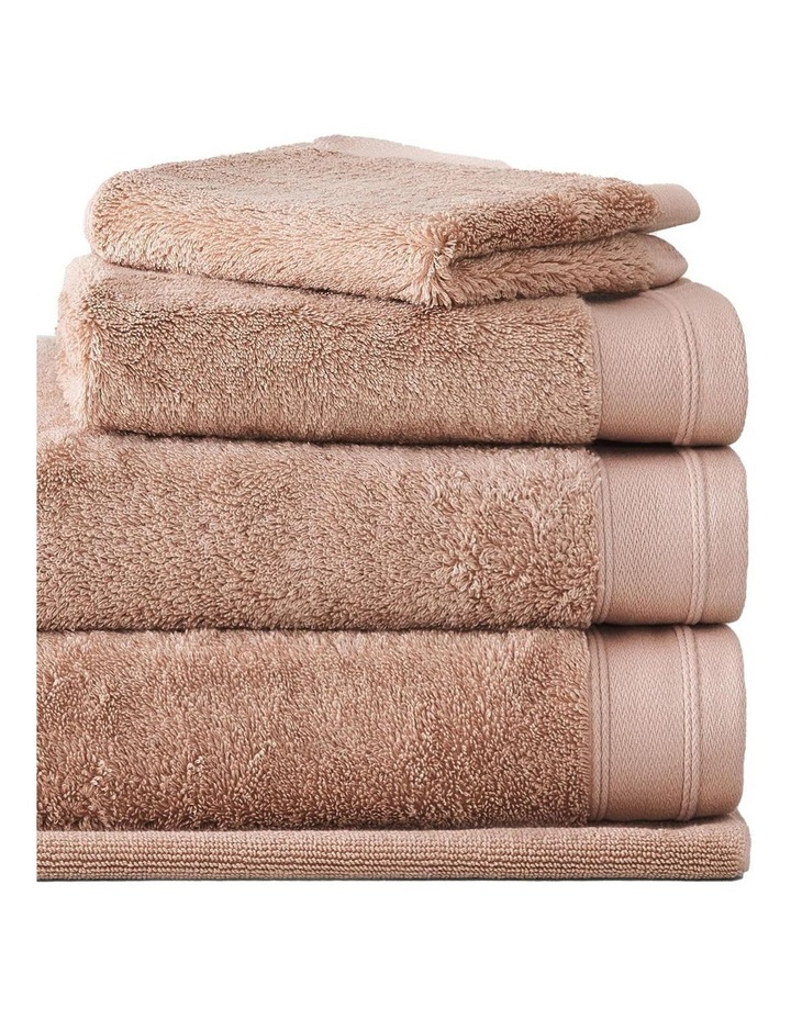 Supersoft Luxury Towel Range in Mousse image 2