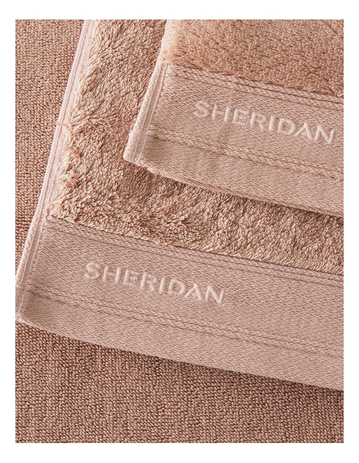 Supersoft Luxury Towel Range in Mousse image 3