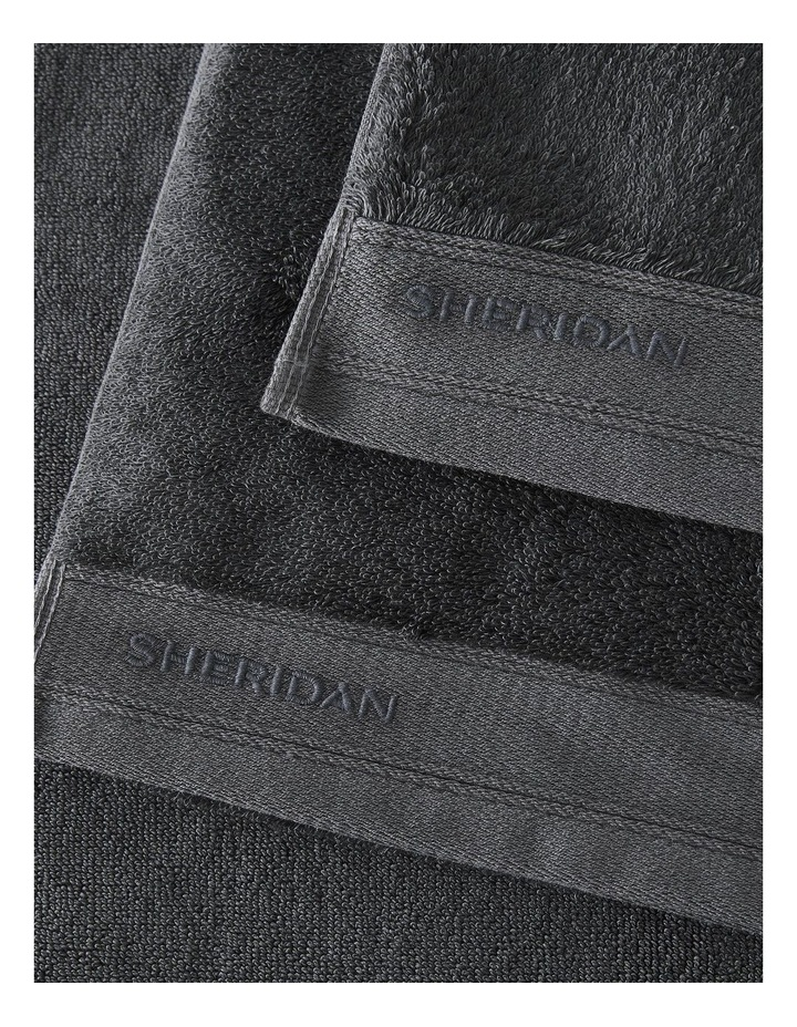 Supersoft Luxury Towel Range in Anthracite image 3