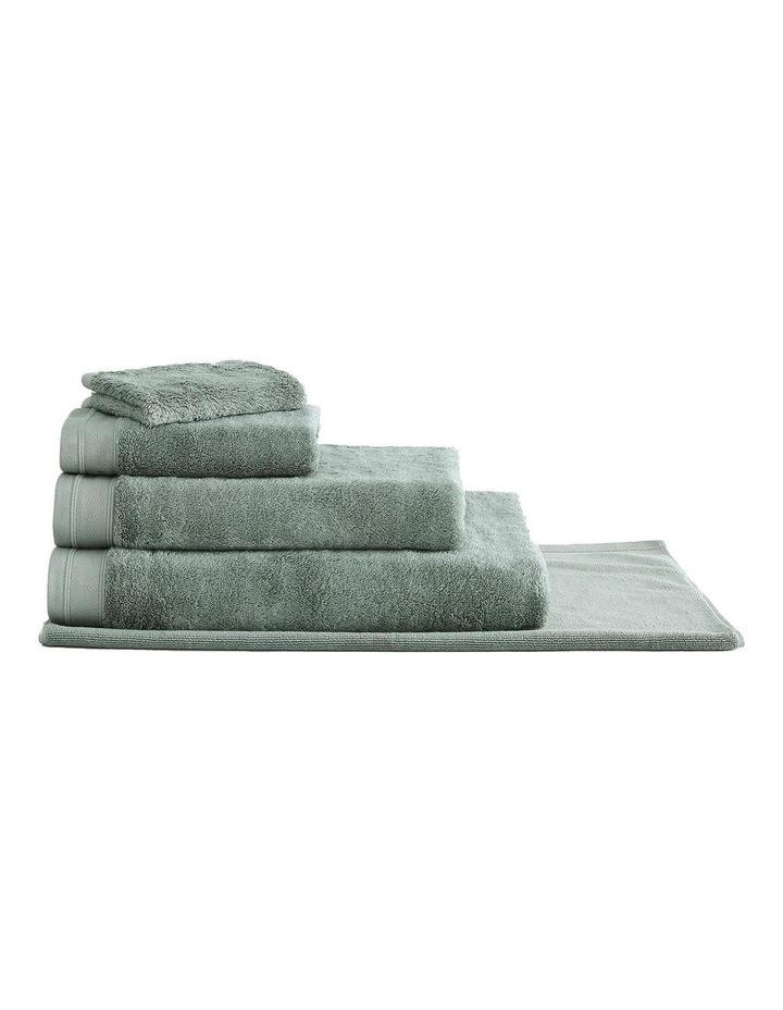Supersoft Luxury Towel Range in Slate Green image 1