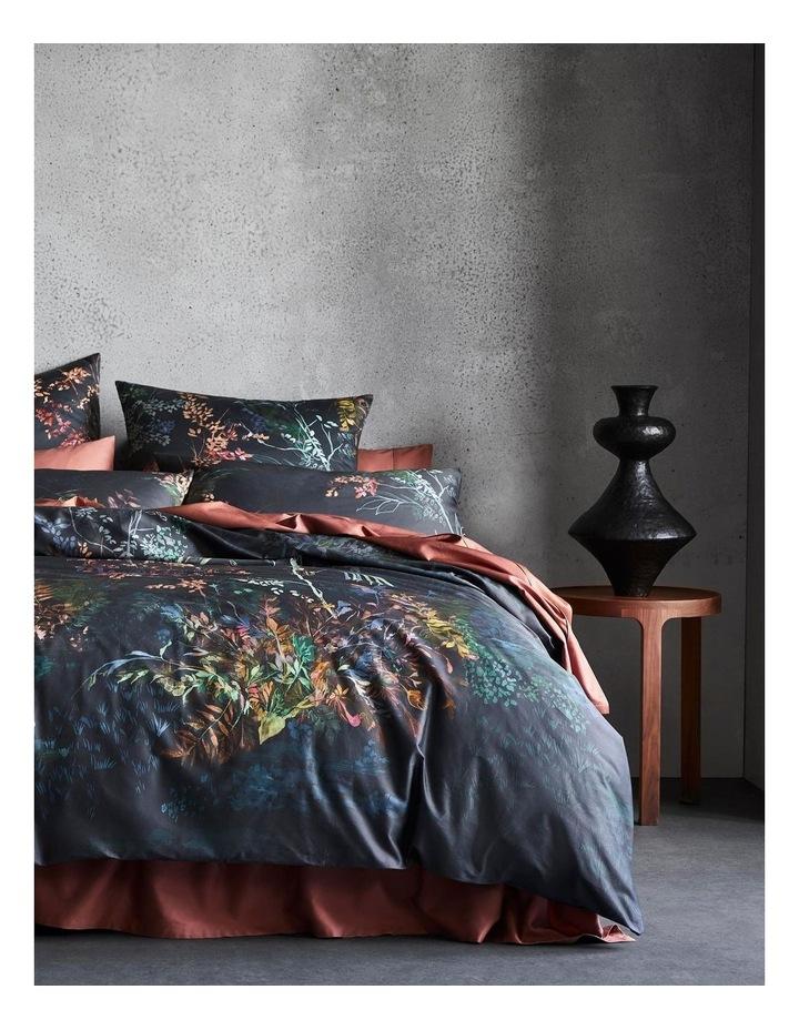 Gardinar Bed Linen Collection in Carbon image 1