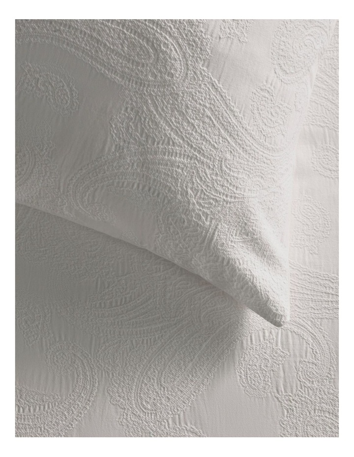 Lyrical Bed Linen Collection In White image 2