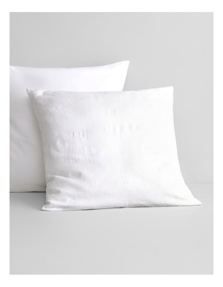 Lyrical Bed Linen Collection In White image 3