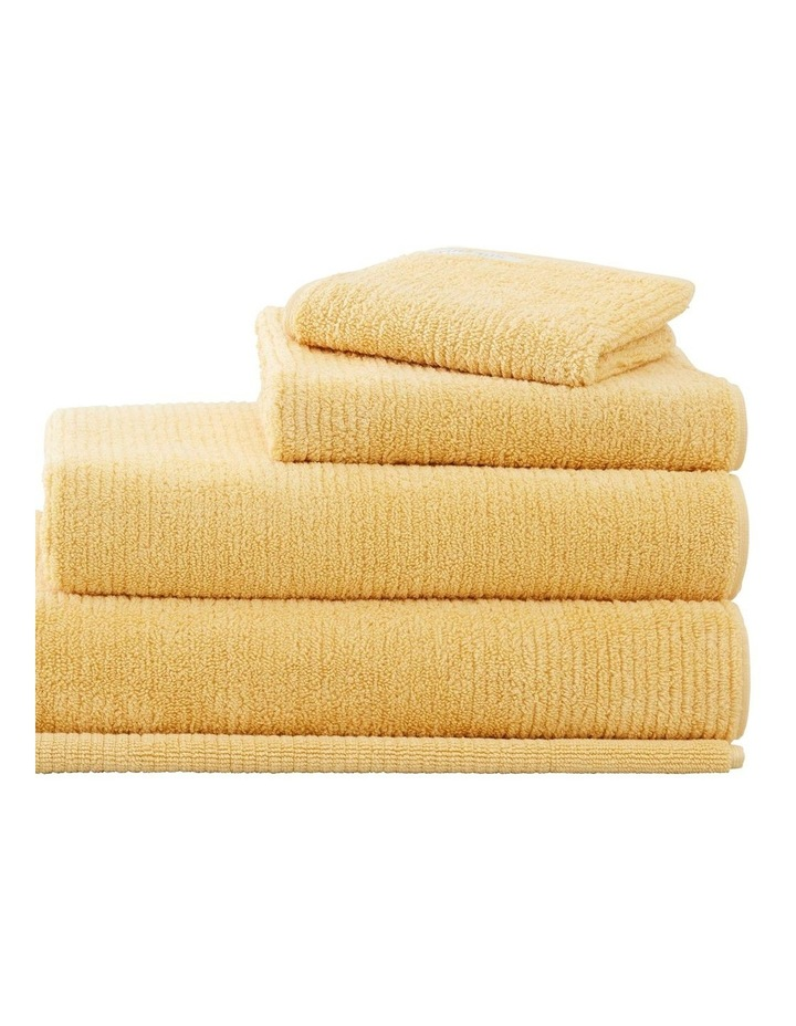 Living Textures Towel Collection In Dijon image 1