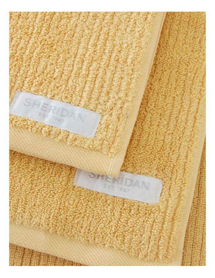 Living Textures Towel Collection In Dijon image 2
